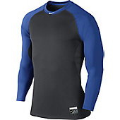 Nike Men's NPC Core Raglan Long-Sleeve Shirt