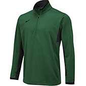 NIKE TEXTURED DF 1/2 ZIP TOP