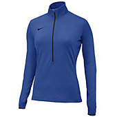 Nike Women's Pro HyperWarm 1/2-Zip 3.0 Training Pullover