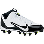 Nike Youth Alpha Shark 3/4 Football Cleats