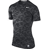 Nike Men's Core Compression Digital Rush Short Sleeve Shirt