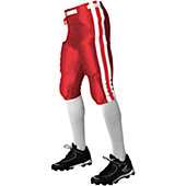 Alleson Athletic Adult Striped Slotted Football Pant