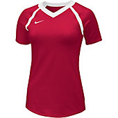 Nike Women's Agility Short Sleeve Volleyball Game Jersey