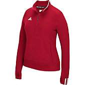 Adidas Women's Climalite  1/4 Zip Pullover