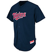 Majestic Men's Cool Base Pro Style MLB Replica Game Jersey