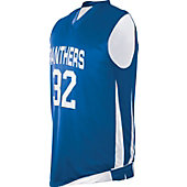 Augusta Youth Reversible Wicking Basketball Jersey