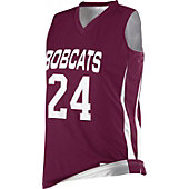 Augusta Women's Reversible Wicking Basketball Jersey