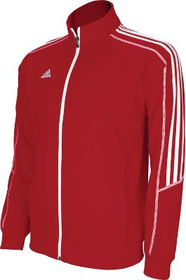 Adidas Men's Select Warm-Up Jacket plus size,  plus size fashion plus size appare