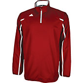 Adidas Men's Climalite Coach's Quarter Zip Jacket