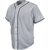 Majestic Adult Cool Base HD Braided Baseball Jersey