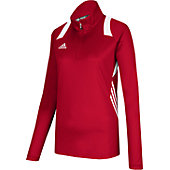 Adidas Women's ClimaLite Game Day 1/4 Zip Jacket