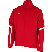 Adidas Climalite Men's Team Full-Zip Warm Up Jacket