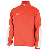 Adidas Mens Climalite Team 1/4-Zip Jacket