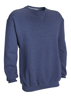 Russell Athletic Men's Dri-Power Fleece Long-Sleeve Crew Sweater