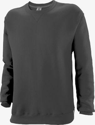Russell Athletic Men's Dri-Power Fleece Crew Pullover 698HBM1BHTH4XL