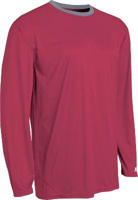 Russell Athletic Men's Dri-Power Long Sleeve T-Shirt