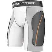 Shock Doctor Adult Core Padded Sliding Shorts