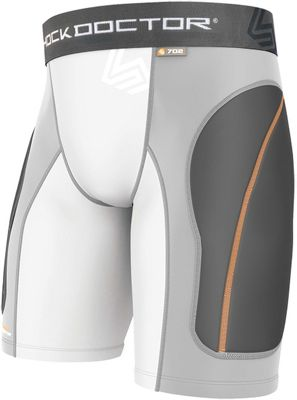 Shock Dr. Youth Core Padded Sliding Shorts 70207YGRYM