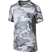 Nike Youth Core Fitted Short Sleeve Shirt