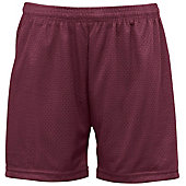 "BADGER WOMEN'S 5"" TWO-PLY SHORT"