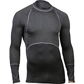 WSI Men's Heater Longsleeve Pitching Shirt