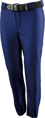 Russell Athletic Women's Low Rise Zipper Fly Pant 72447XKNAVXS
