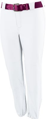 Russell Athletic Women's Low Rise Zipper Fly Pant