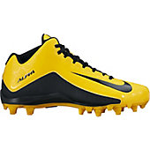 Nike Adult Alpha Strike II Mid Molded Football Cleats