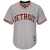Majestic Men's Cooperstown Cool Base Button Front Jersey