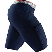 McDavid Hexpad Thudd Youth Shorts