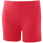 "Augusta Women's Poly/Spandex 4"" Short"