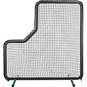 Atec 7' Padded Pitcher's L-Screen Replacement Net & Padding