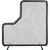 Atec 7' Padded Pitcher's L-Screen Replacement Net