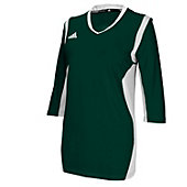 Adidas Quickset Womens 3/4 Sleeve Volleyball Jersey