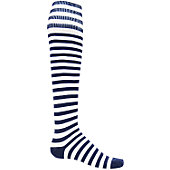 Red Lion Women's Medium Navy Mini Hoop Socks