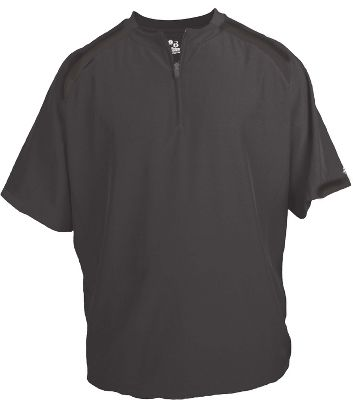 Badger Men's Competitor Short Sleeve Pullover