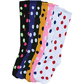Red Lion Women's Polka Dot Socks