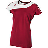 Adidas Women's Cap Sleeve Volleyball Jersey