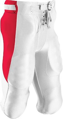 Football America Adult Contrast Wedge Slotted Football Pant