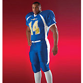 Alleson Adult Denver Football Jersey