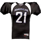 Football America Youth Side Insert Back Yoke Football Jersey