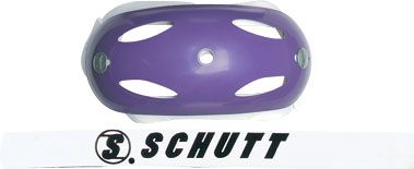 Schutt Youth 4 Point High Hard Cup Football Chinstrap