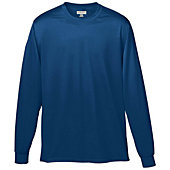 Augusta Men's Wicking Long Sleeve Shirt