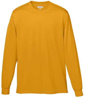 Augusta Men's Wicking Long Sleeve Shirt