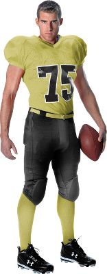 Alleson Youth Elite Football Jersey
