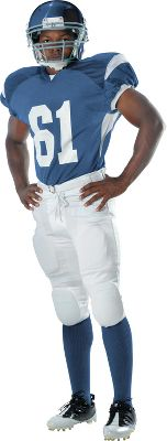 Alleson Adult Elite 2 Color Football Jersey