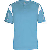 Badger Adult B-Dry Pro Placket Jersey