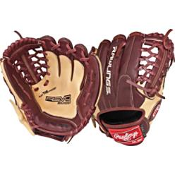 Rawlings Revo 750 11 1/2 Flat Pocket Baseball Glove