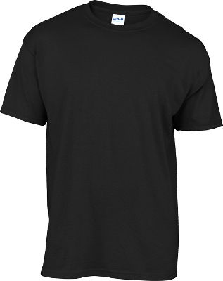 5050 Adult Customizable 1 Color Logo Camp T Shirt