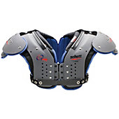 Schutt Adult O2 Pro Skill RB/TE/DB Football Shoulder Pad